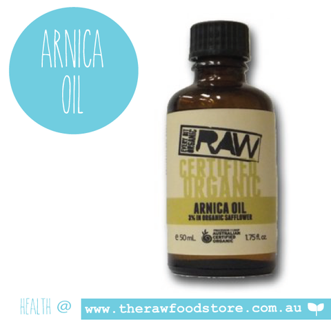 Arnica Oil - Every bit Organic - 50ml