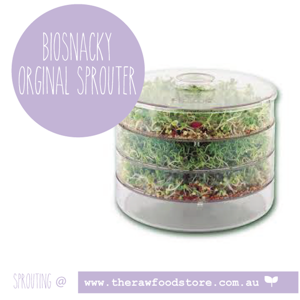 BioSnacky - Original Sprouter  - Mini Green House