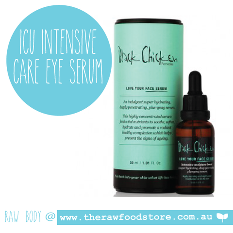 Black Chicken - ICU Intensive Care Eye Serum