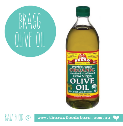 Bragg Olive Oil (Extra Virgin) 946ml