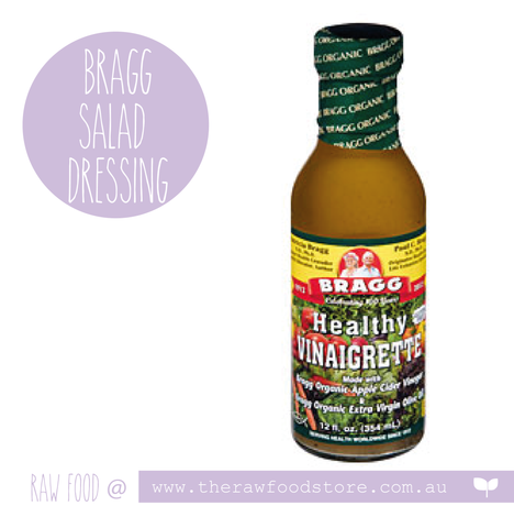 Bragg Salad Dressing Healthy Vinaigrette 354ml