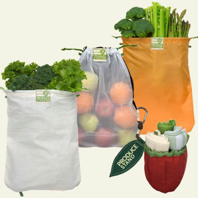 Produce Bags - Complete Starter Kit