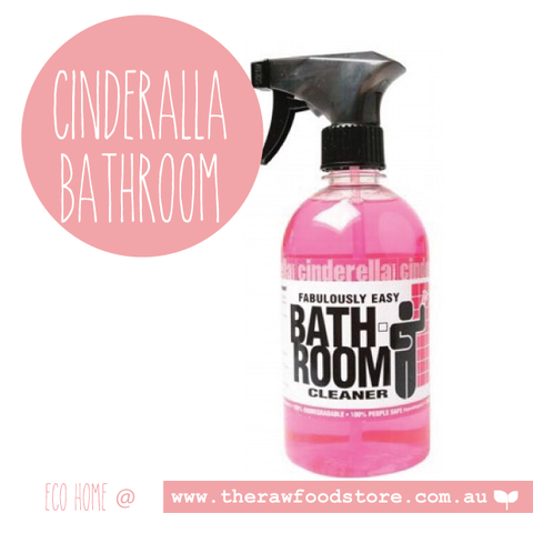 Cinderella Bathroom Cleaner 500ml
