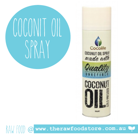 Cocolife Coconut Oil Spray 150g