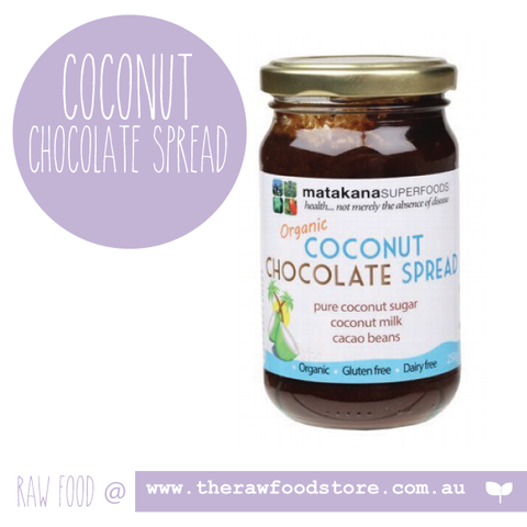 Matakana Coconut Chocolate Spread