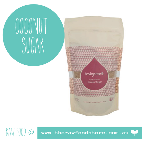 Loving Earth Coconut Sugar - Organic