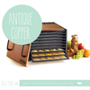 9 Tray Excalibur - Coloured Dehydrator - WITH 26HR TIMER