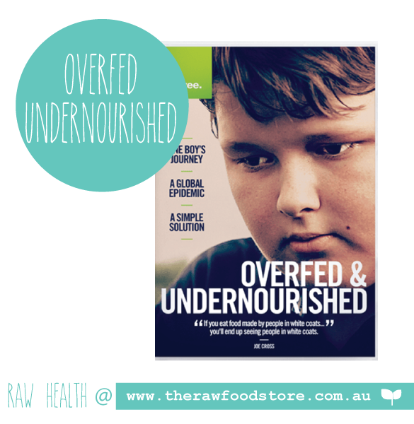 Overfed & Undernourished - DVD