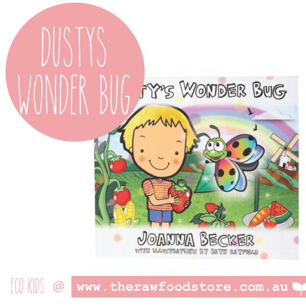 Dusty's Wonder Bug By Joanna Becker