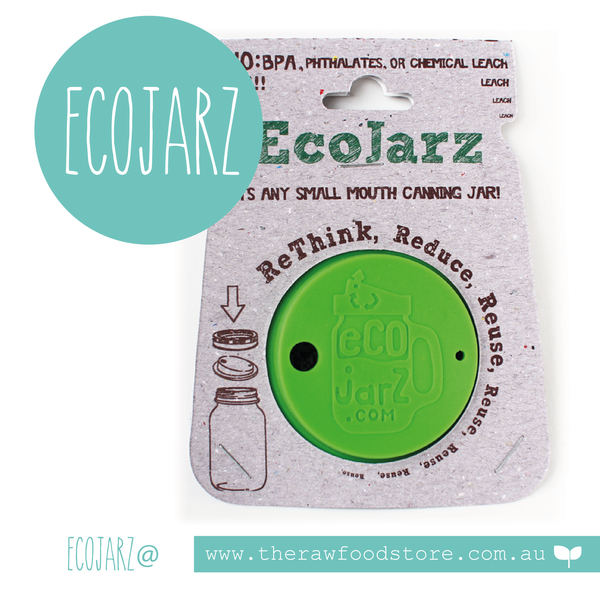 EcoJarz at The Raw Food Store Australia
