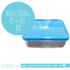 Green Essentials OPt-a-box - Stainless Steel - Blue