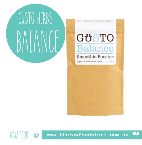 Balance - Gusto herbs Smoothie Booster