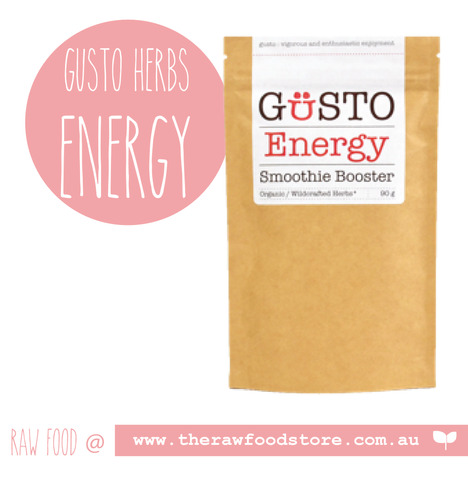 Energy - Gusto Herbs Smoothie Booster