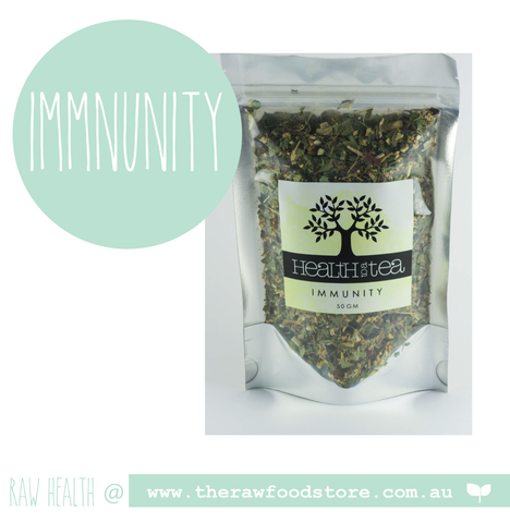 Health to Tea - IMMUNITY