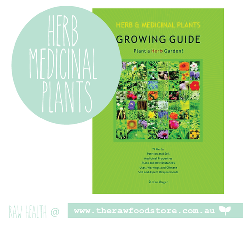 Herb and Medicinal Plants Guide