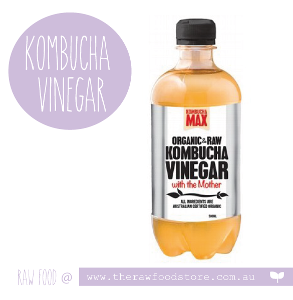 Kombucha Max Kombucha Vinegar With Mother 500ml