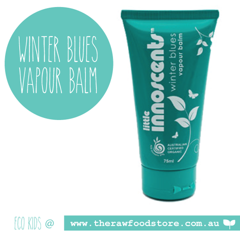 Little Innocents  - Winter Blues Vapour Balm 75ml
