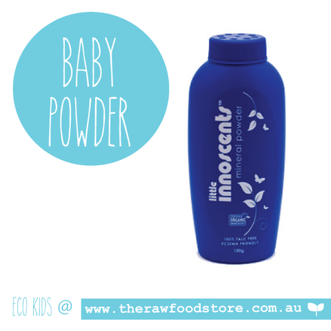 Little Innocents  - Organic Baby Powder