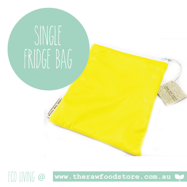 Fridge bags - Yellow - Large