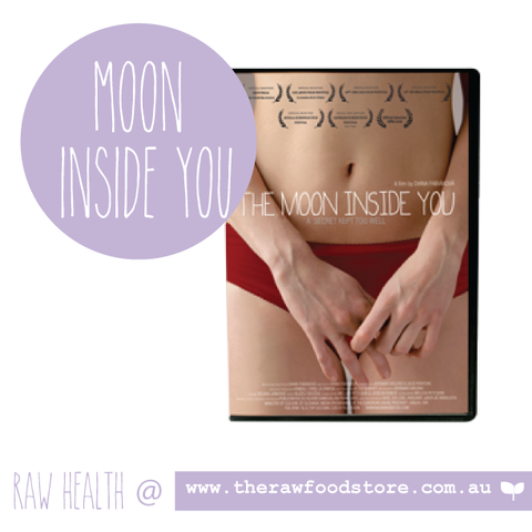 The Moon Inside You - DVD