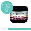 My Magic Mud Charcoal Tooth Whitening Powder - 30g (150 applications)