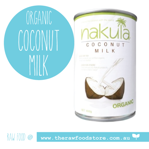 Nakula Organic Coconut Cream - 400grams
