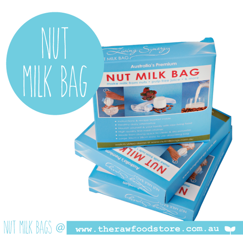 Living Synergy Nut Milk Bags