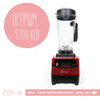 Optimum 9200 2nd Generation Blender + Free Ebook