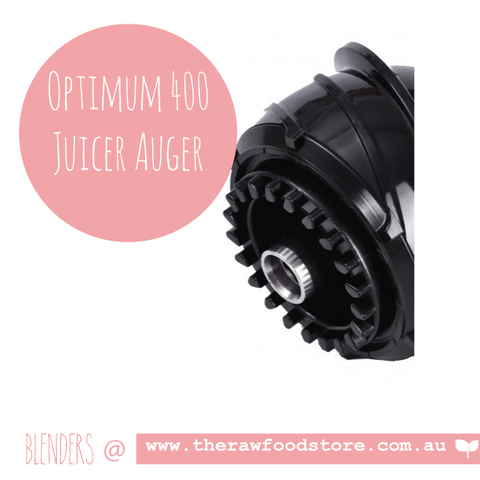 Optimum 400 Juicer Auger