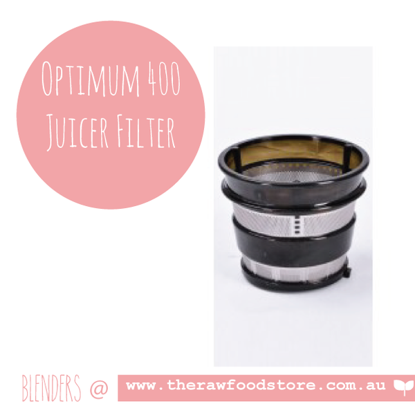 Optimum 400 Juicer Filter
