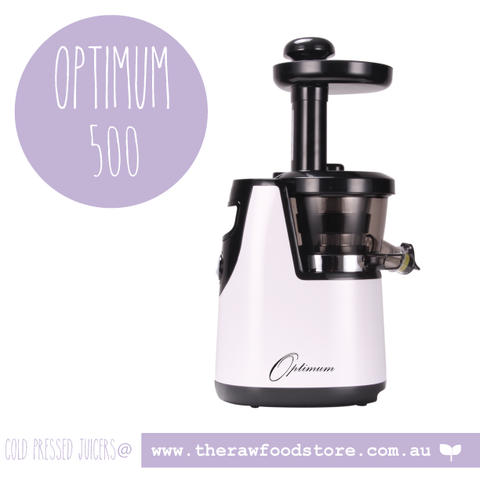 OPTIMUM 500 COLD-PRESS JUICER