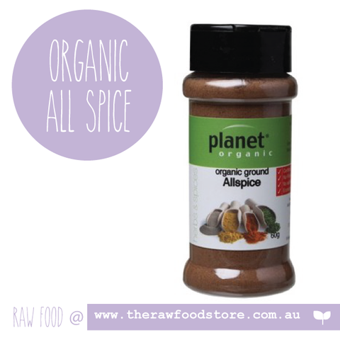 All Spice - Planet Organic 60g