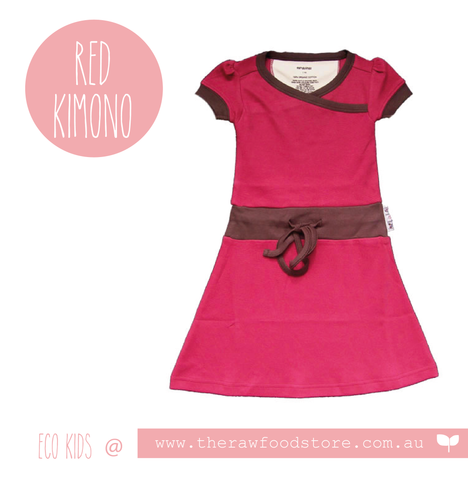 Organic Kids Clothing at The Raw Food Store Australia