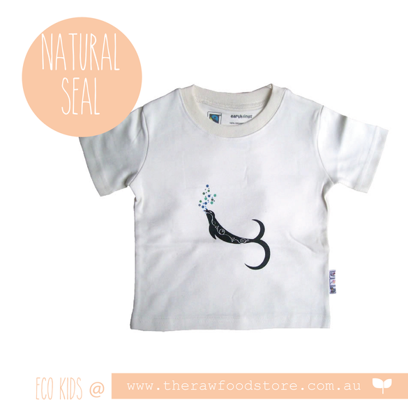 Organic Kids Clothing at The Raw Food Store