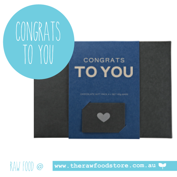 Congratulation - Pana Chocolate Gift Box