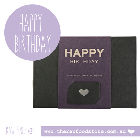 Happy Birthday - Pana Chocolate Gift Box