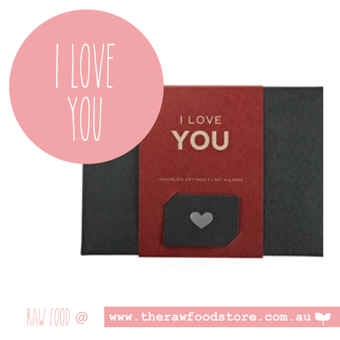 I Love you  - Pana Chocolate Gift Box