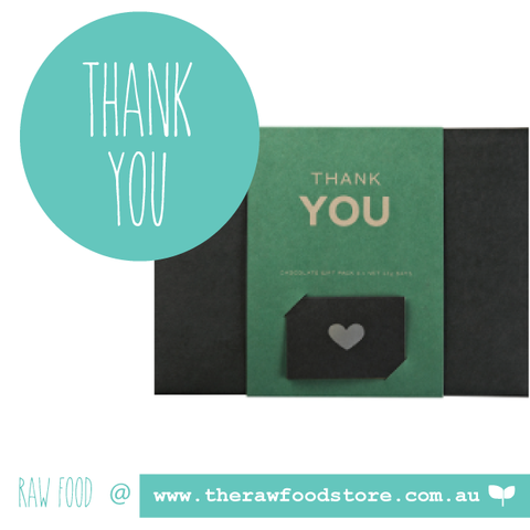 Thank-You - Pana Chocolate Gift Box