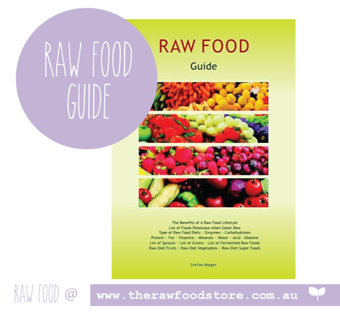 Raw Food Guide at The Raw Food Store