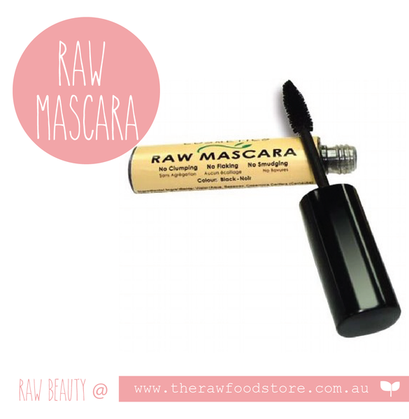 Earth Lab Black Raw Mascara 10ml