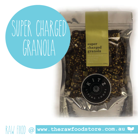 Kitz - Super Charged Granola 200g