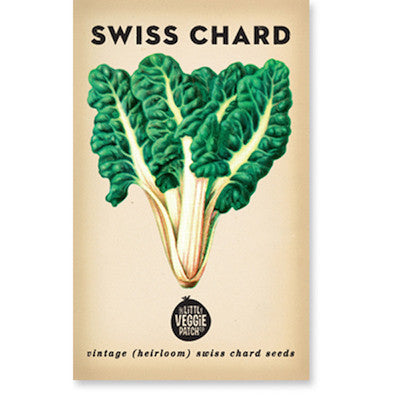 Swiss Chard 'Rainbow' Heirloom Seeds