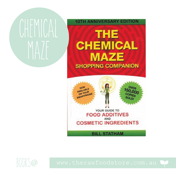 CHEMICAL MAZE - Shopping Companion