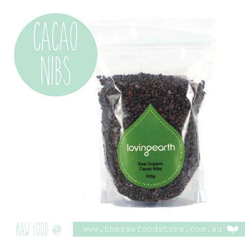 Loving Earth Cacao Nibs