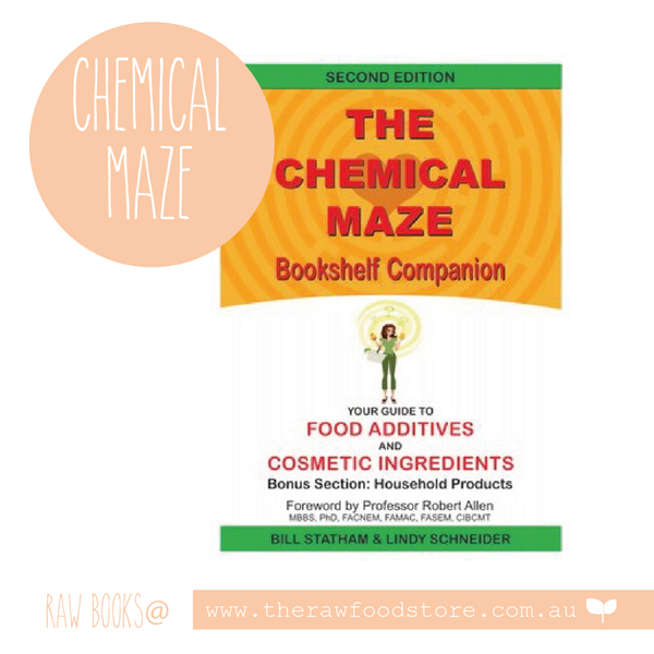 CHEMICAL MAZE Bookshelf Companion