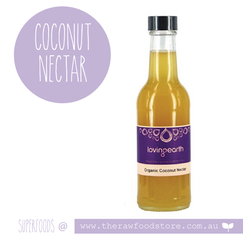 Loving Earth Coconut Nectar - Organic
