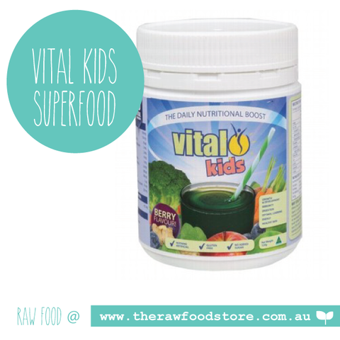 Vital Kids Superfood 120g - Berry Flavour