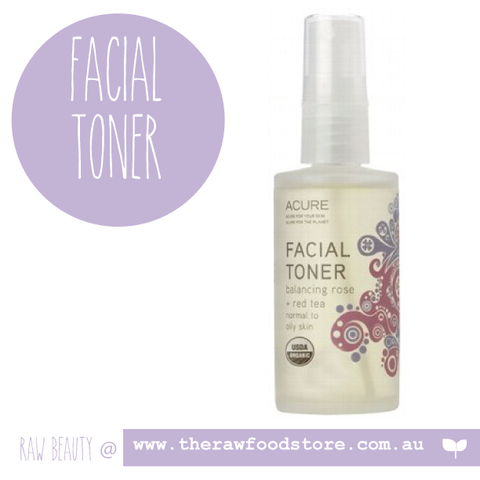 Acure Facial Toner  + red tea 59ml