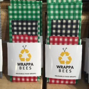 Wrappa Bee - Vegan Plant based Wraps **PREORDER**