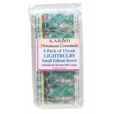 Karom Light Bulbs 5 Pack